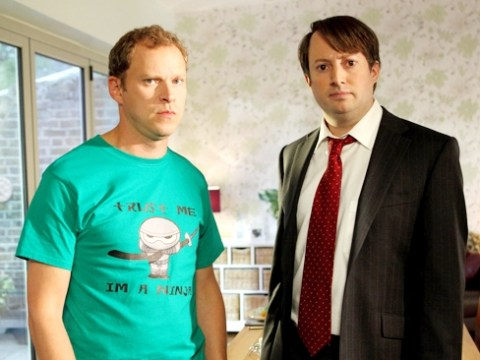 No more peeping! Peep Show's final series to air in 2015