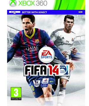 Gareth Bale tweets picture of himself wearing a Real Madrid shirt on new Fifa14 cover