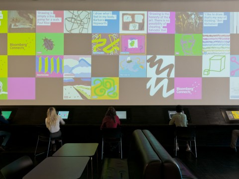 Get your own artwork displayed on the walls of the Tate Modern