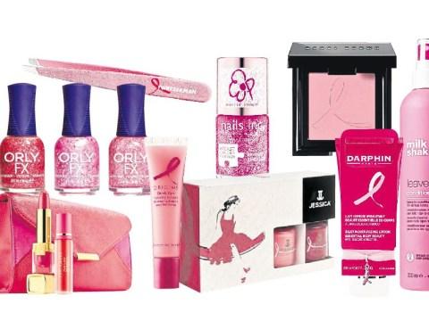 Darphin, Origins and Bobbi Brown: Breast Cancer Awareness Month