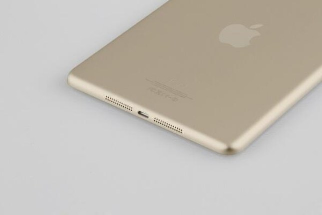 'Leaked' iPad mini 2 photos suggest it will have similar look to iPhone 5S