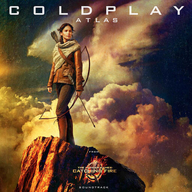 Coldplay Atlas single