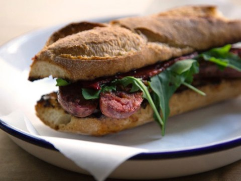 Mamita Que Chorizo review: South American sandwich sensation