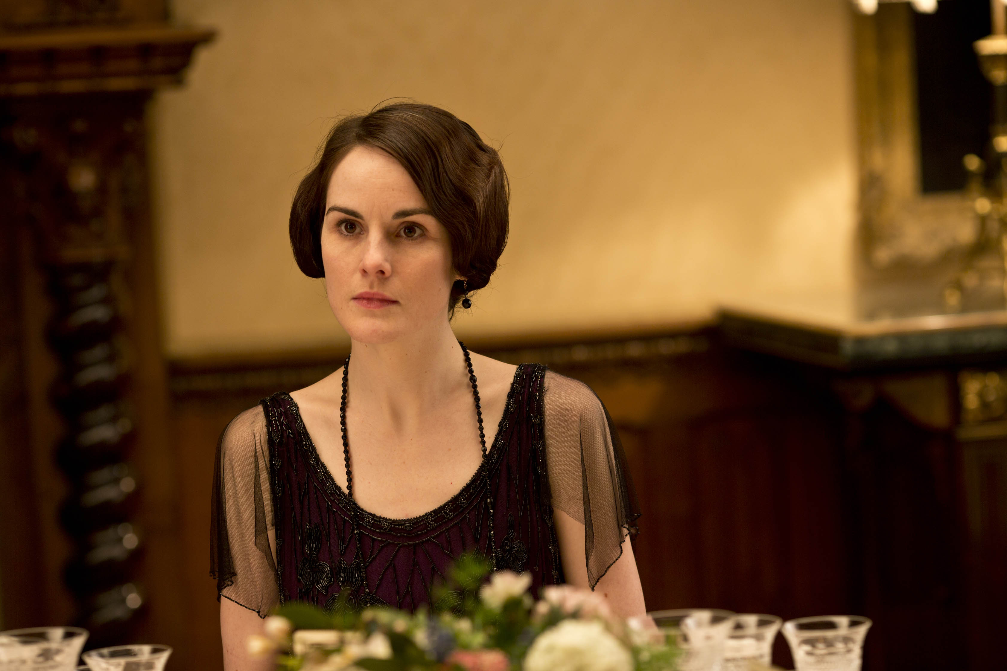 Downton Abbey series 4, episode 2 – Matthew Crawley's message from beyond the grave