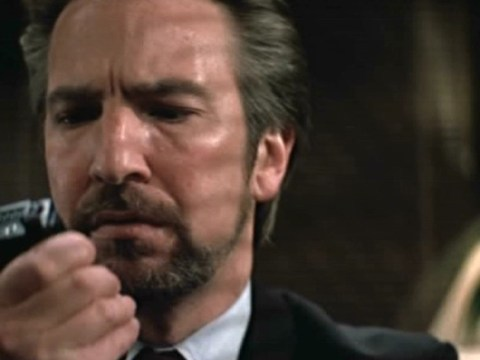 Poetry in Motion Pictures: Die Hard by Hans Gruber