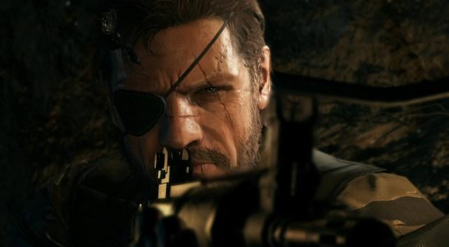 Metal Gear Solid V  - Kiefer talks!