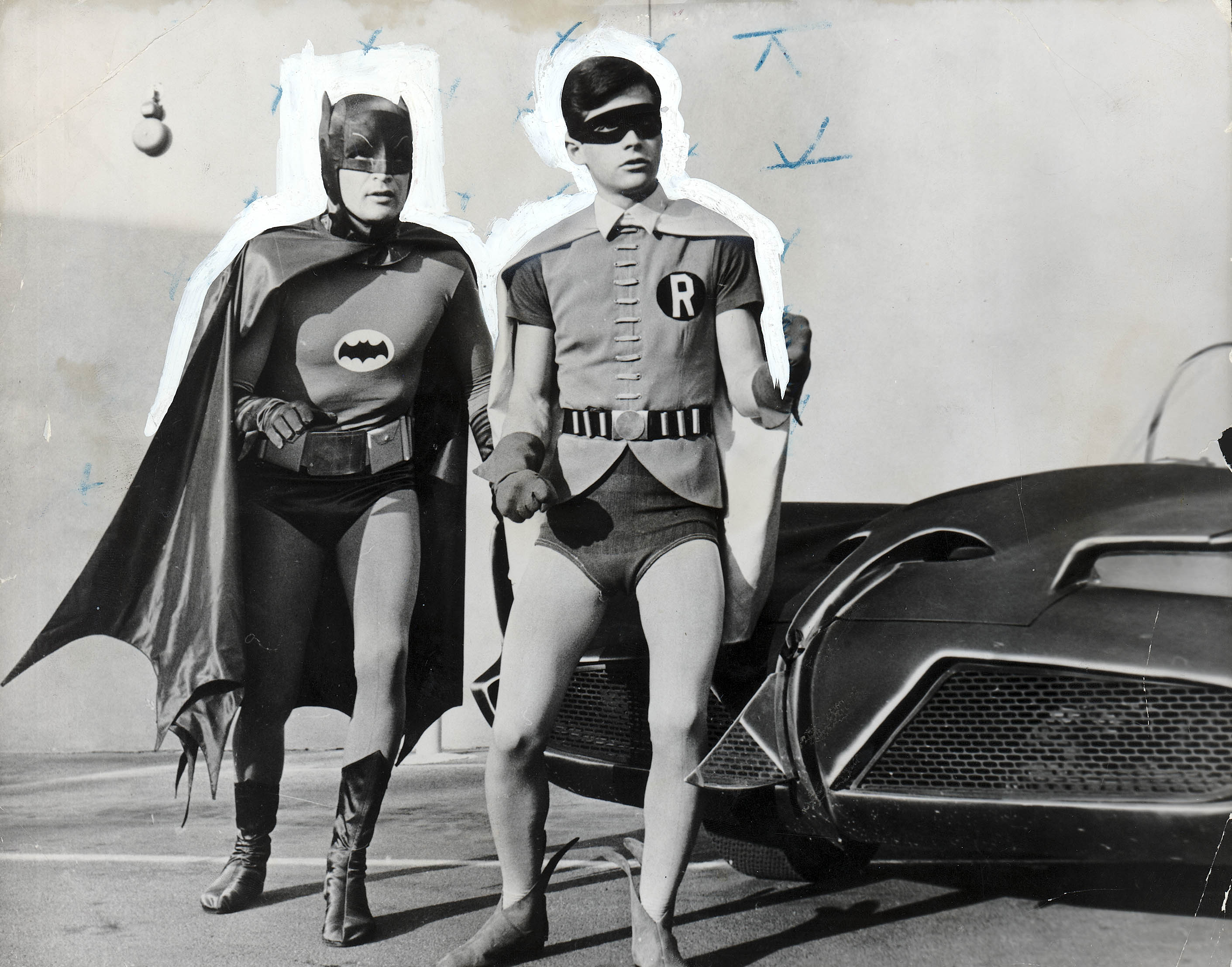 Adam West wants to play Bruce Wayne's dad in Batman v Superman