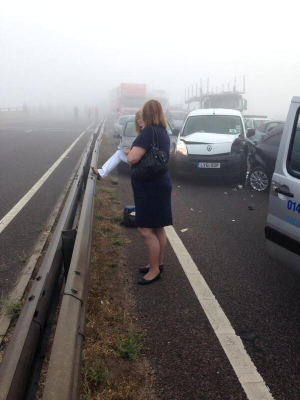 'Stupid drivers' could have been at fault in Sheppey crash, says AA president Edmund King