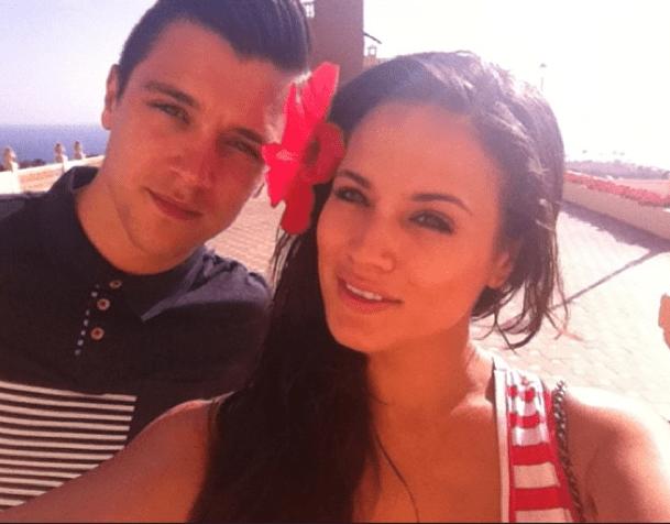 JJ Hamblett and Caterina Lopez