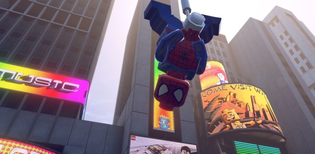 Lego Marvel Super Heroes preview and interview – from Iron