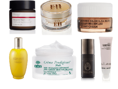 Night creams: Why it's worth splashing out twice for smoother skin