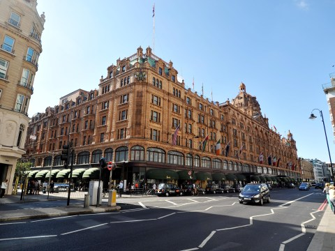 Gang 'lured jobseekers with fake Harrods adverts as part of £1million scam'