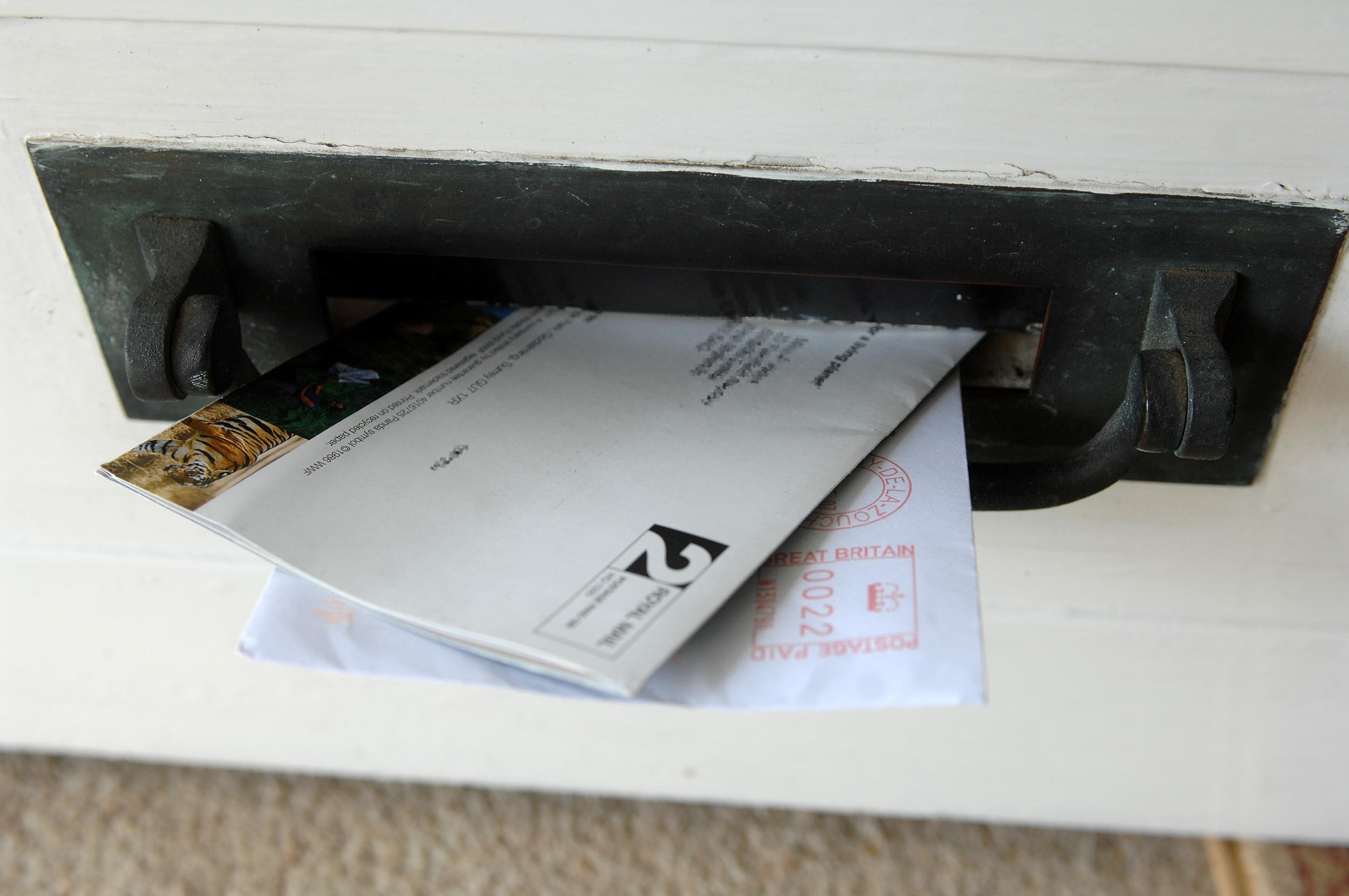Councils sell our details to junk mailers (Picture: PA)