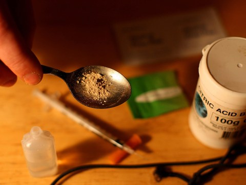 Britain is worst place in Europe for drug addiction