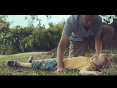 Hard-hitting: St John Ambulance shocks with new first aid campaign 'Save the boy'