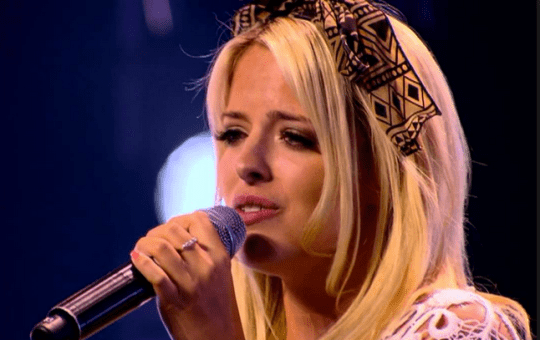 Wedding Singer Song.X Factor Wedding Singer Crissie Rhodes Impresses With Young