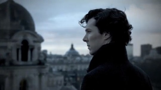 Sherlock series three is coming to BBC One (Picture: YouTube/BBC)