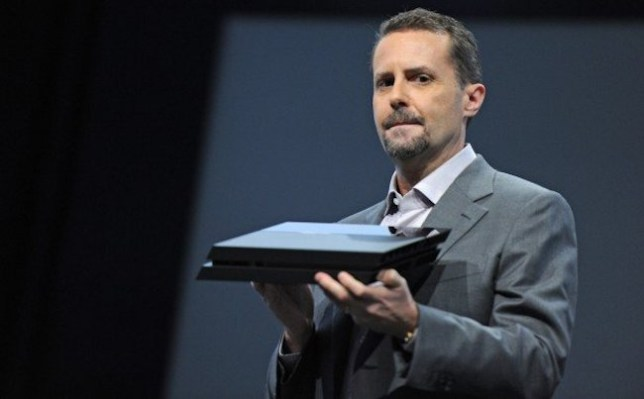 Sony's Andrew House aims to sell 5 million of these