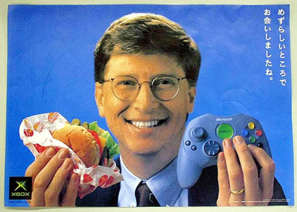 Not even Bill Gates could sell the Xbox in Japan