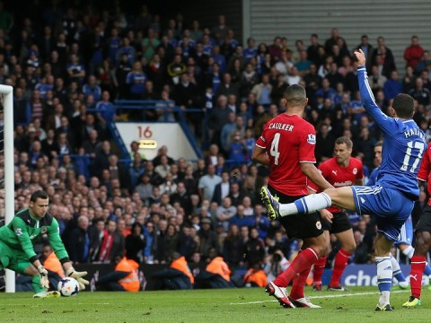 Magical Eden Hazard shoots Chelsea towards top spot with Cardiff thrashing