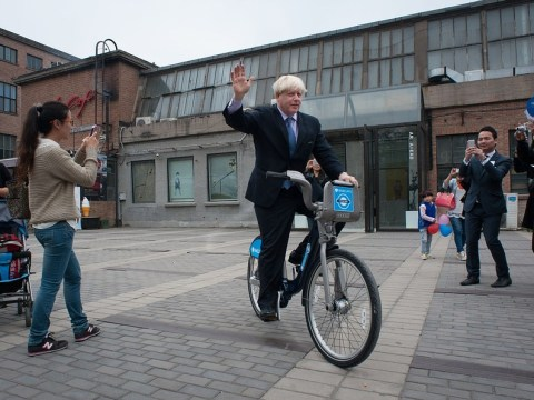 Boris Johnson: 'Death protests' risk scaring cyclists off the road
