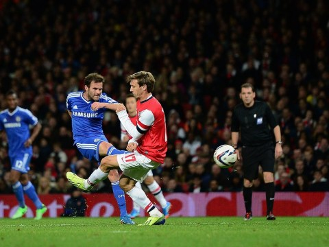 Chelsea demonstrate squad strength in cup victory at Arsenal