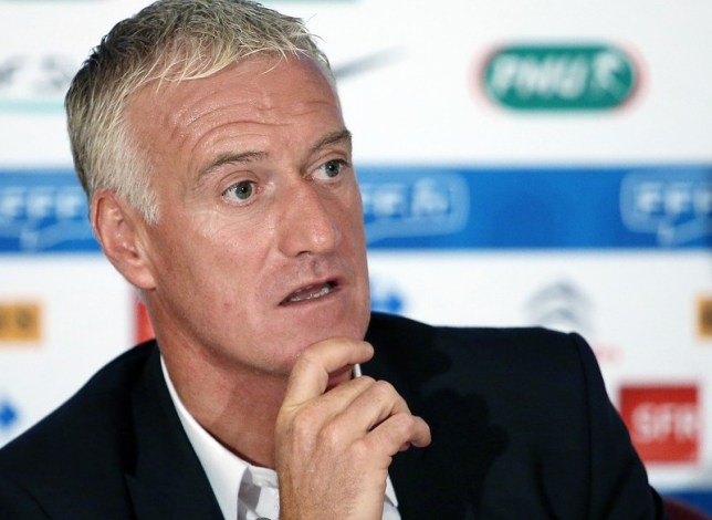 Didier Deschamps has a second bite of the cherry with France (Picture: AFP/Getty Images)