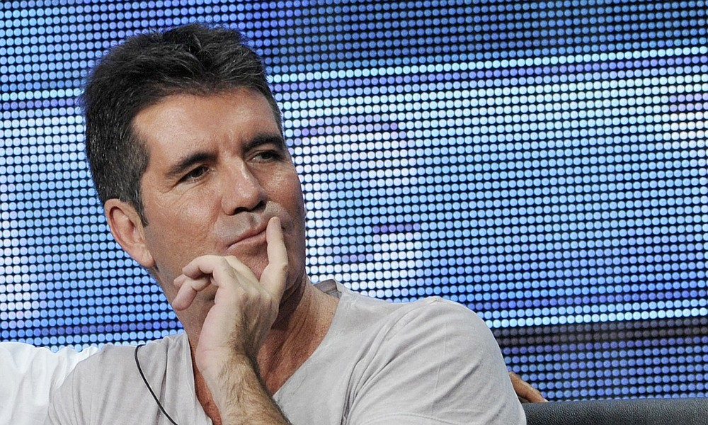 Simon Cowell reveals he wants to name his son Tad