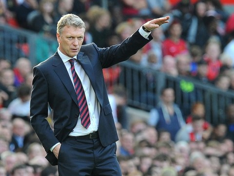 David Moyes urges Manchester United players to close in on Champions League progression