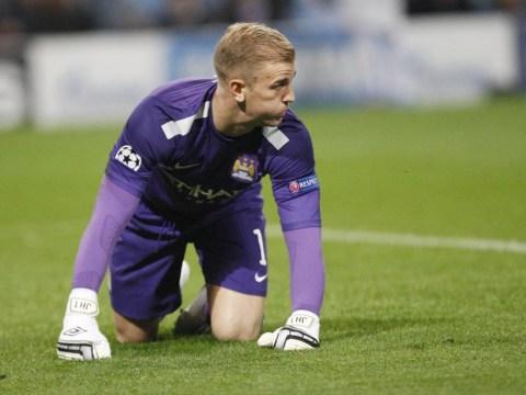 Joe Hart rapped by England no.2 Gary Neville over Bayern Munich errors