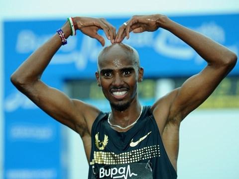 Mo Farah dismisses talk of two-hour marathon as 'ridiculous'