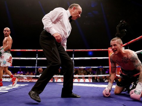 Ricky Burns keen to set the record straight against Raymundo Beltran