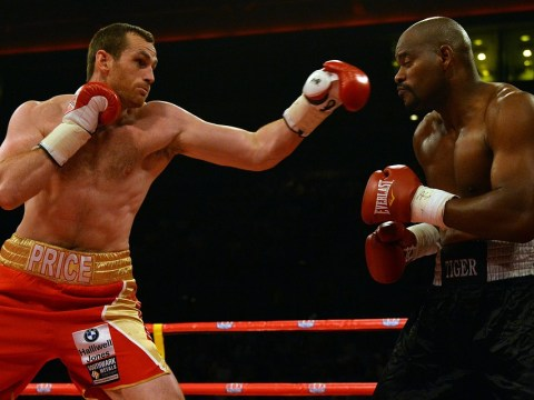 David Price joins up with David Haye's trainer Adam Booth in bid to save career