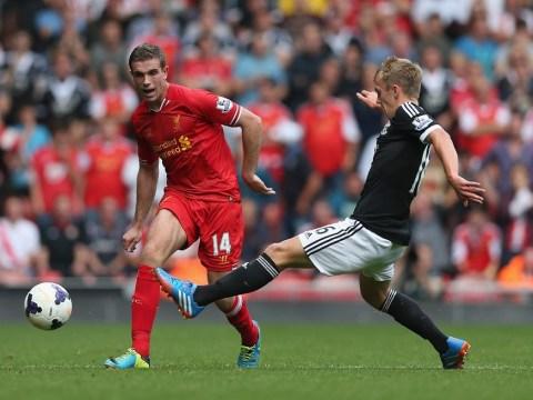 Brendan Rodgers hails Liverpool's Jordan Henderson versatility