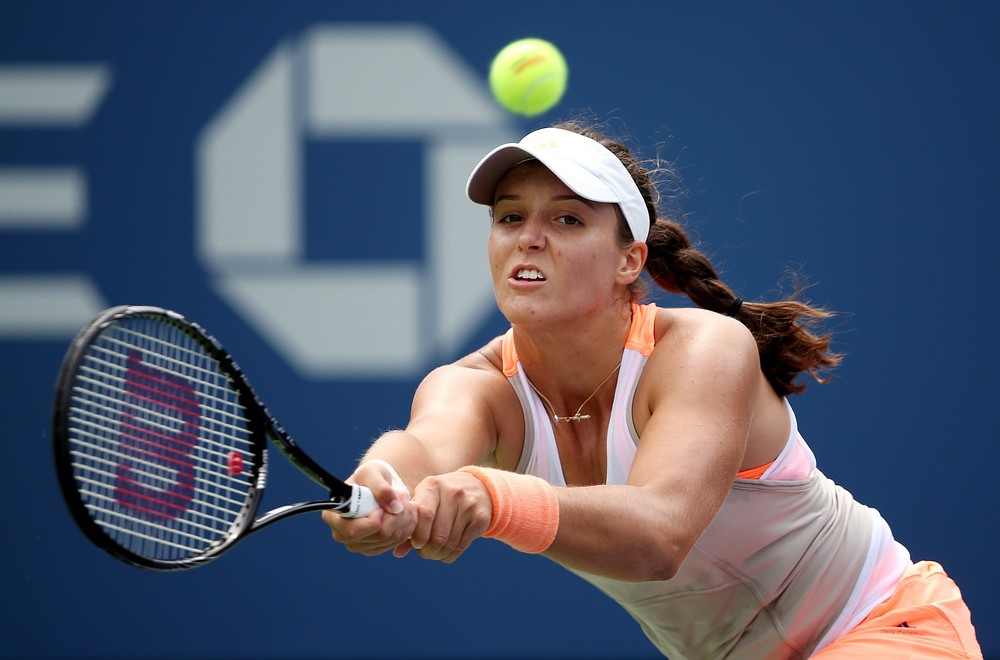 Laura Robson searching for new coach after Miles Maclagan split