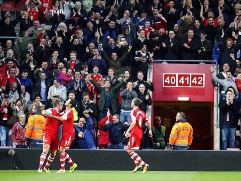 Rampant Southampton emphatically blow Fulham away to climb to third
