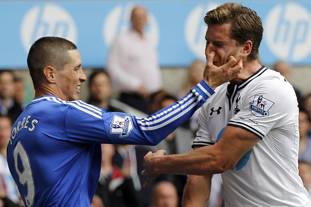 FA chairman Greg Dyke vows to change disciplinary rules after Fernando Torres escapes punishment for scratching Jan Vertonghen