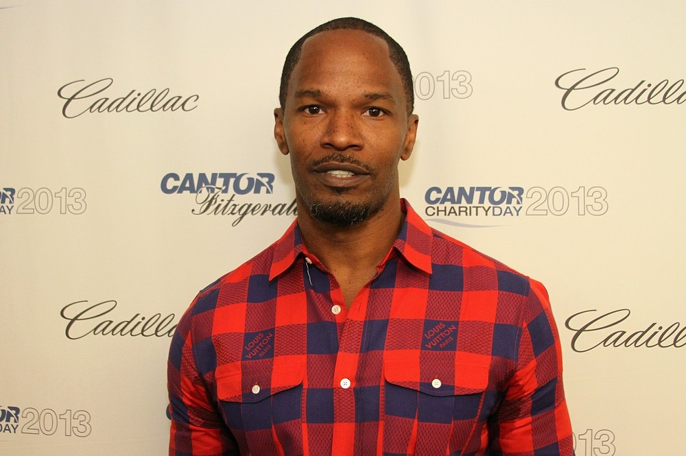 Jamie Foxx in the running to star in Martin Luther King biopic