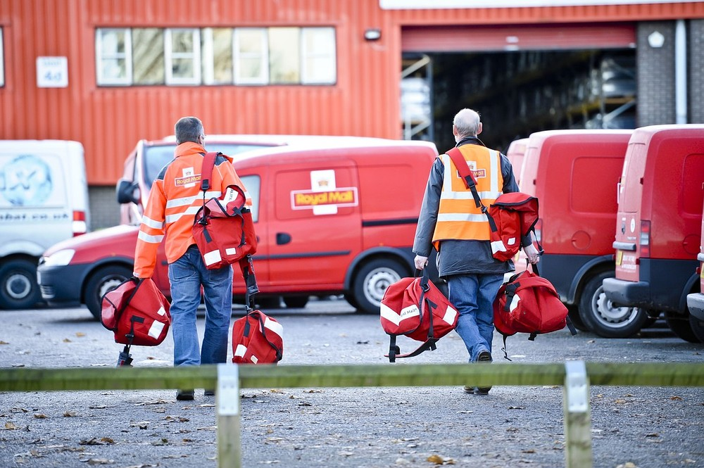 Royal Mail shares soar as workers prepare to vote on strike action