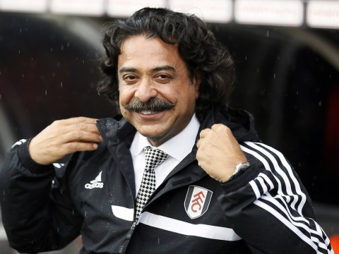 Fulham owner Shahid Khan evacuated from Crystal Palace's Selhurst Park