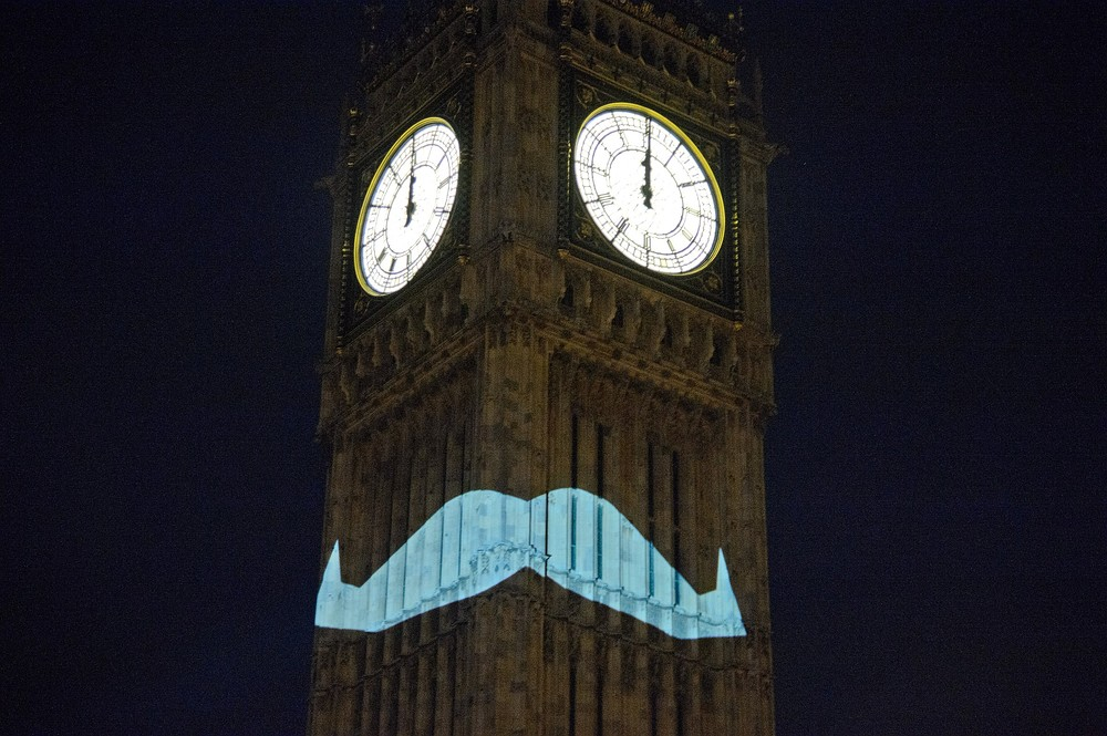 Movember: A guide to getting started on growing your moustache and raising money