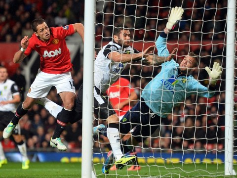 A night to forget for Norwich as Manchester United put them to the sword in the Capital One Cup