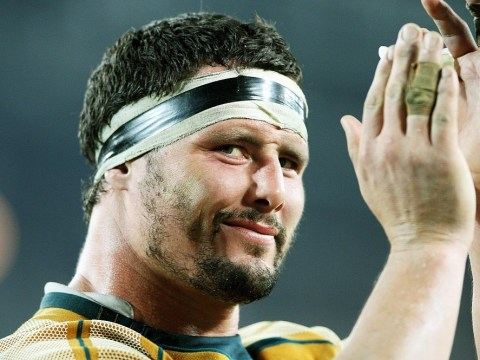 England deserved to win 2003 World Cup, says Wallabies legend Al Baxter