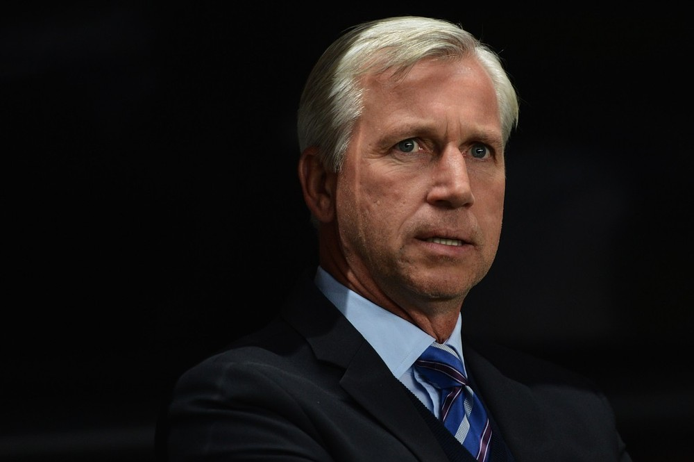 Newcastle United's Alan Pardew needs to get a grip on himself before his team will