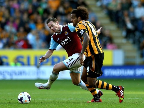 Would Hull City's Tom Huddlestone be in the England squad if he played for a big club?