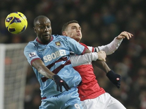 Carlton Cole returns to West Ham on a three-month contract