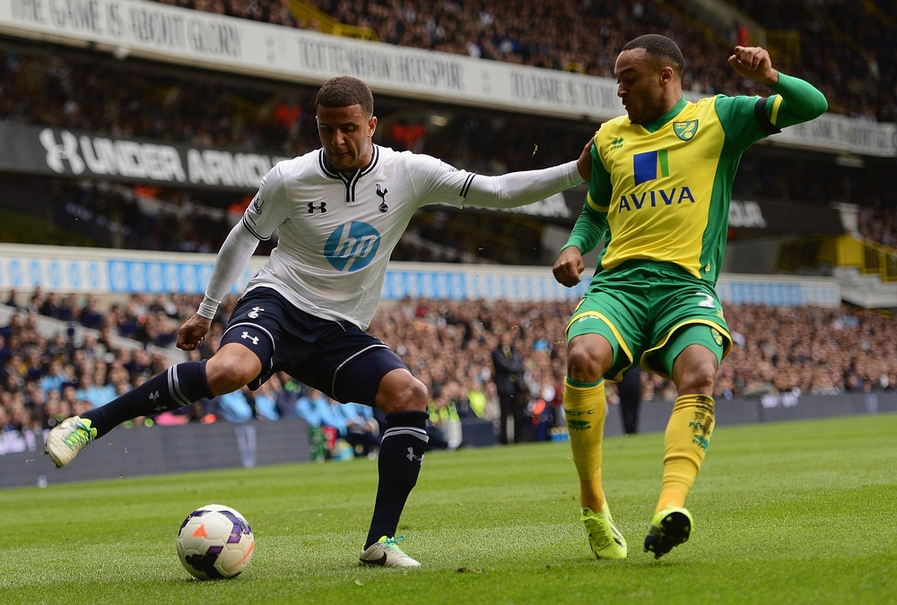 Kyle Walker commits future to Tottenham with new six-year deal