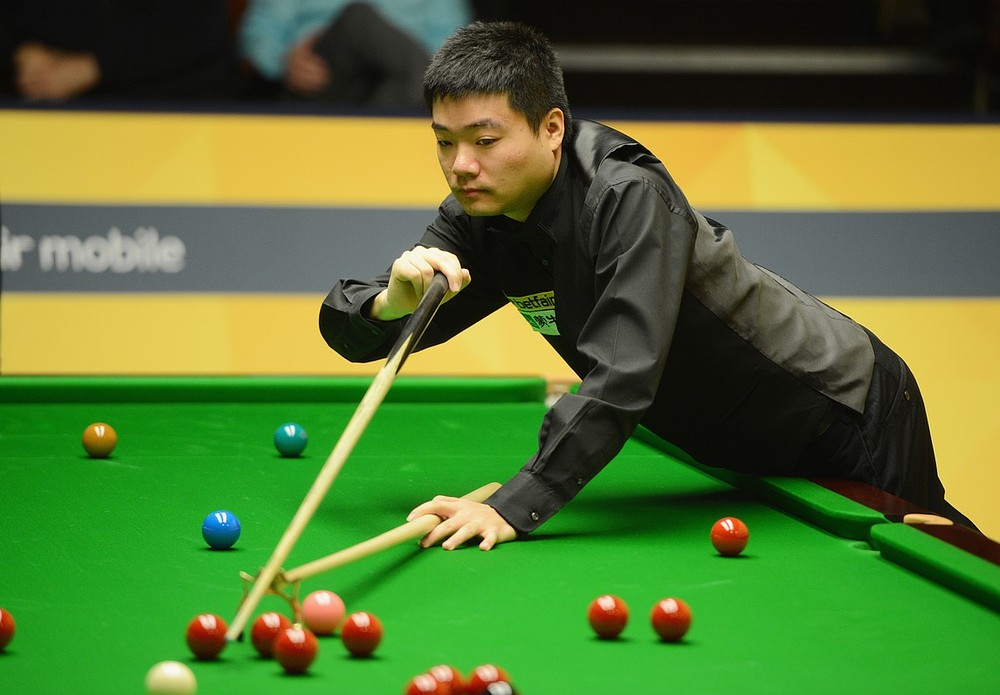 Ding Junhui a winner again as he claims Indian Open title