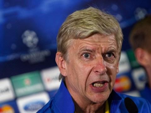 Arsene Wenger brands Arsenal title talk premature