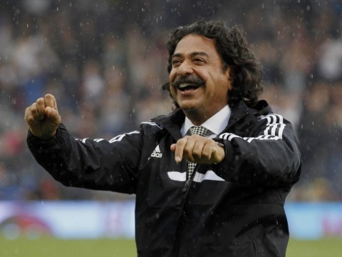 Fulham owner Shahid Khan offers support to under-fire manager Martin Jol